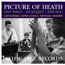 Chet Baker & Art Pepper : Picture Of Heath