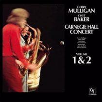 Gerry Mulligan & Chet Baker: Carnegie Hall Concert