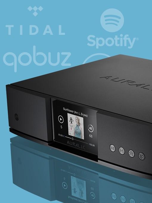 Hálózatos audió lejátszók, zene szerverek, internet rádiók