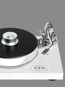 S-Shape lemezjátszók