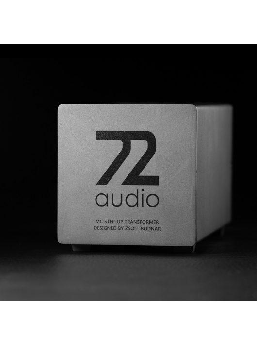 72 Audio - Dark Line MC illesztő transzformátor