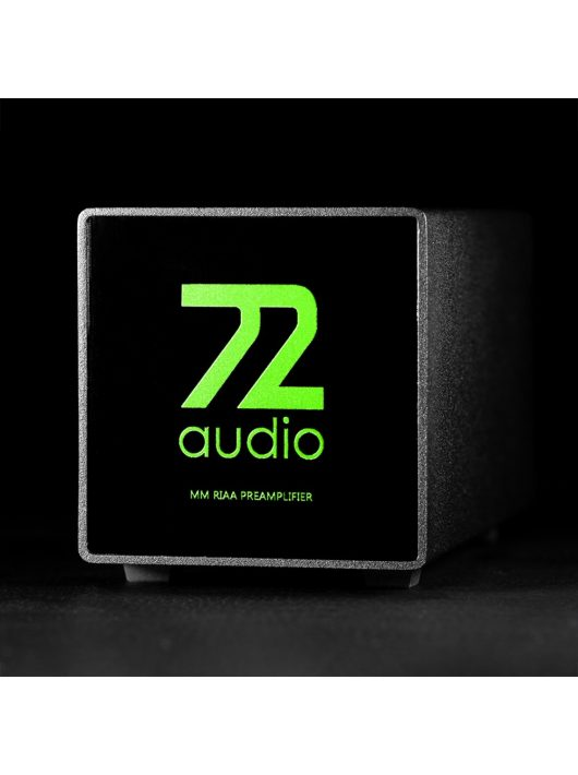 72 audio - Greenline MM Phono előerősítő