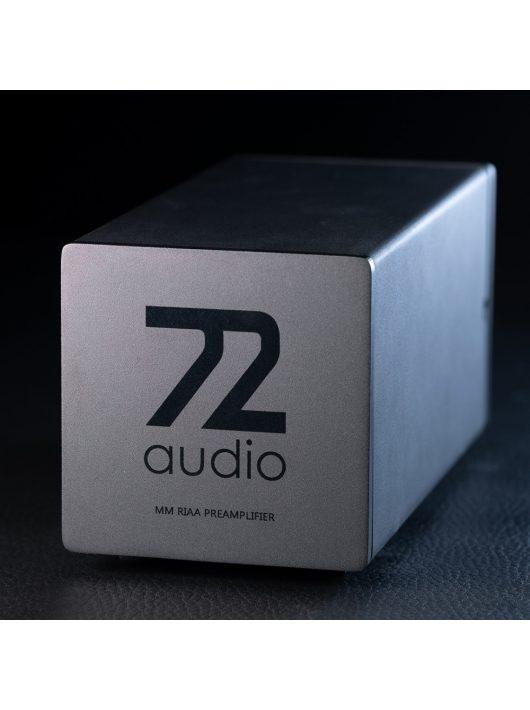 72 Audio - Dark Line MM Phono előerősítő