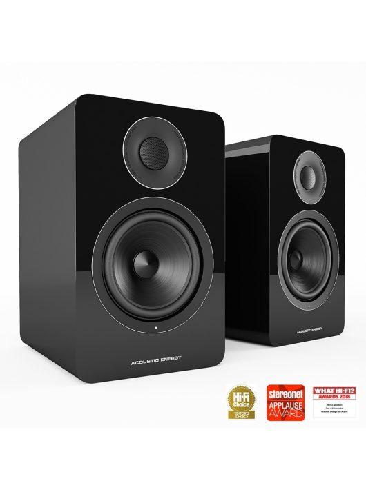 Acoustic Energy AE1 Active, aktív monitor hangsugárzó /lakk fekete/