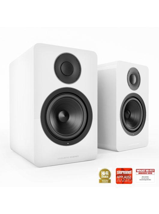 Acoustic Energy AE1 Active, aktív monitor hangsugárzó /lakk fehér/