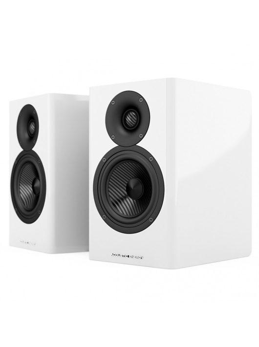 Acoustic Energy AE500 polc hangsugárzó, lakk fehér