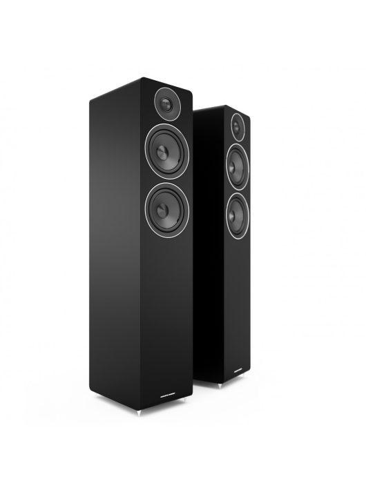 Acoustic Energy AE109, selyemfényű fekete színben