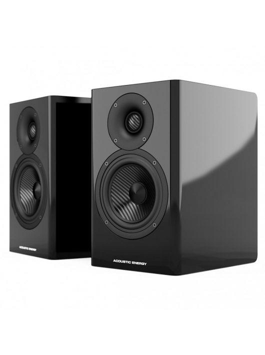 Acoustic Energy AE500 polc hangsugárzó, lakk fekete