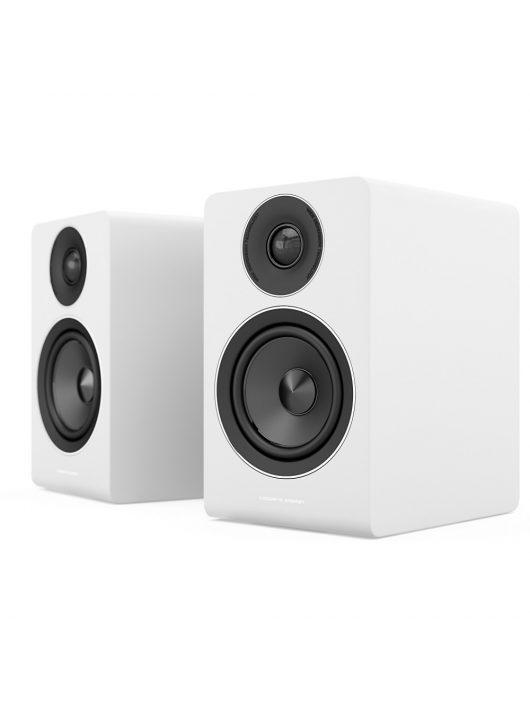 Acoustic Energy AE100 selyemfényű fehér szín