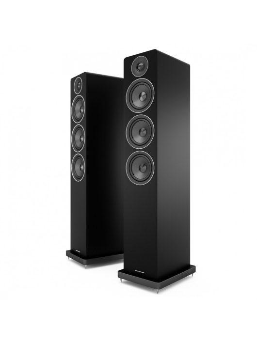Acoustic Energy AE120, selyemfényű fekete színben