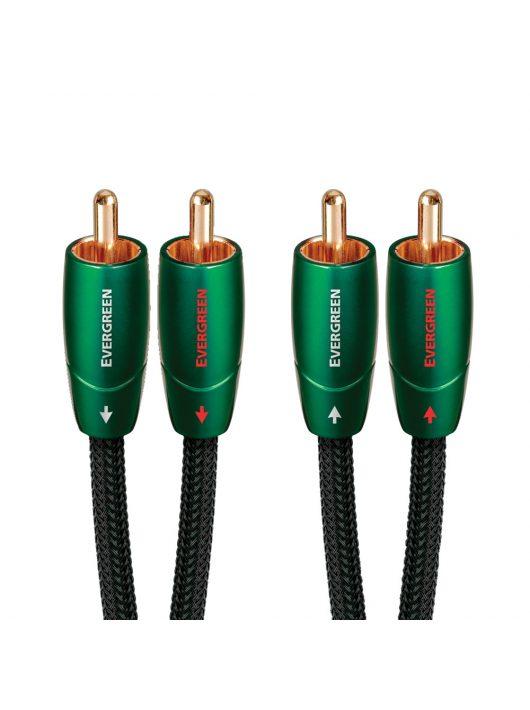 AudioQuest Evergreen RCA-RCA kábel 1.5 méter
