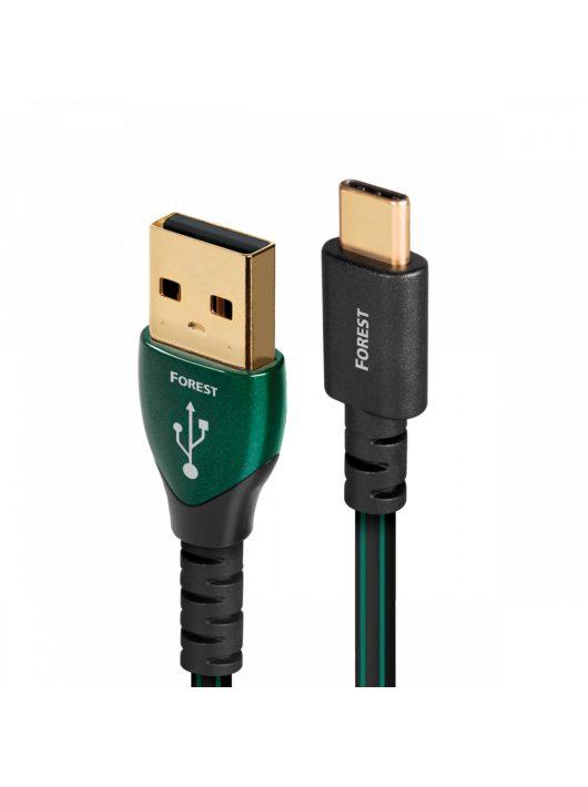 AudioQuest Forest USB A-C kábel 1.5 méter