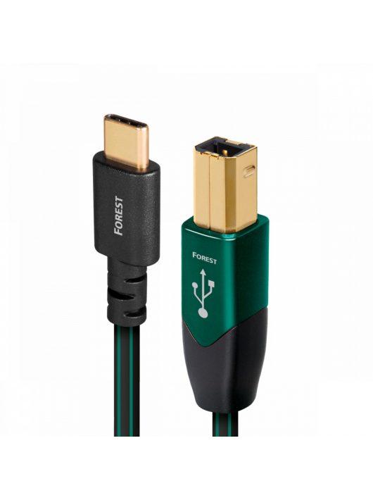 AudioQuest Forest USB C-B kábel 1.5 méter