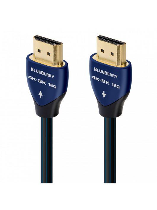 AudioQuest Blueberry HDMI 3 méter (18 Gbps)