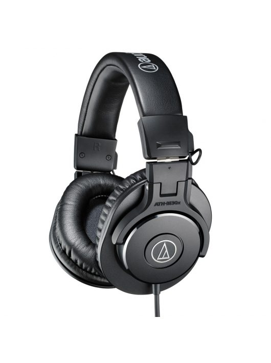 Audio-Technica ATH-M30X Professzionális monitor fejhallgató