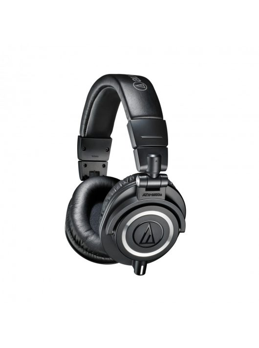 Audio-Technica ATH-M50X fekete