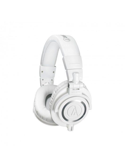 Audio-Technica ATH-M50X fehér