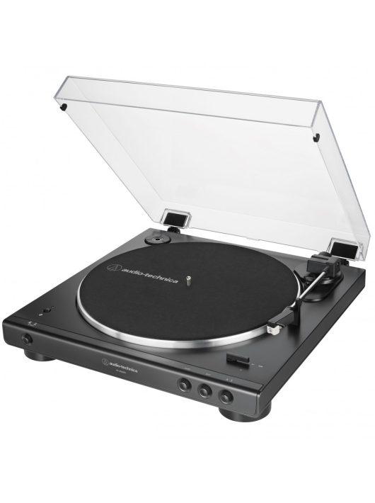 Audio-Technica AT-LP60XBT lemezjátszó /Fekete/
