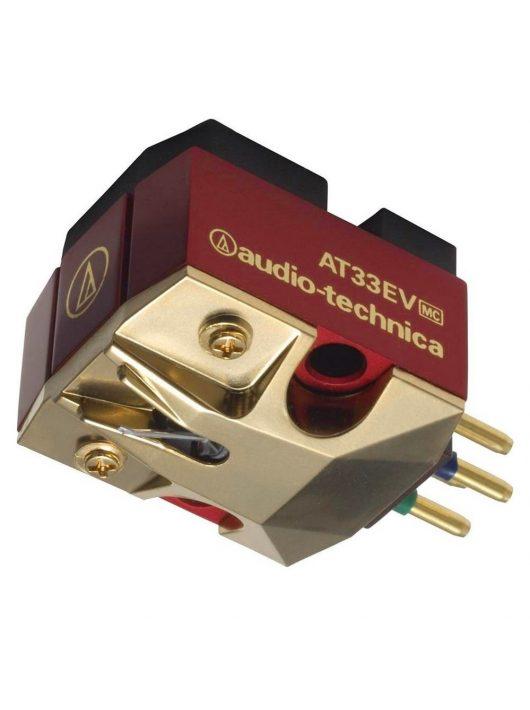 Audio-Technica AT33EV MC hangszedő