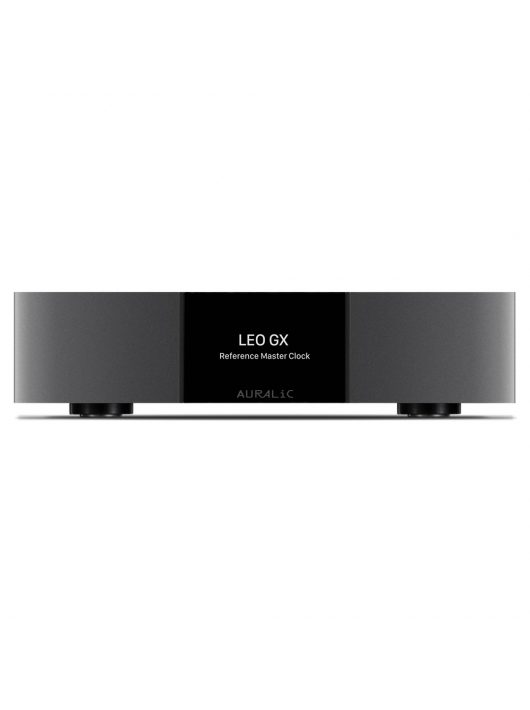 Auralic Leo Gx Premium  Referencia Master Clock G2 szériához