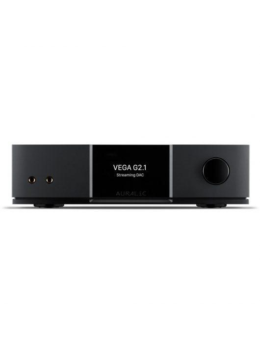 Auralic Vega G2.1 D/A processzor és hálózati lejátszó