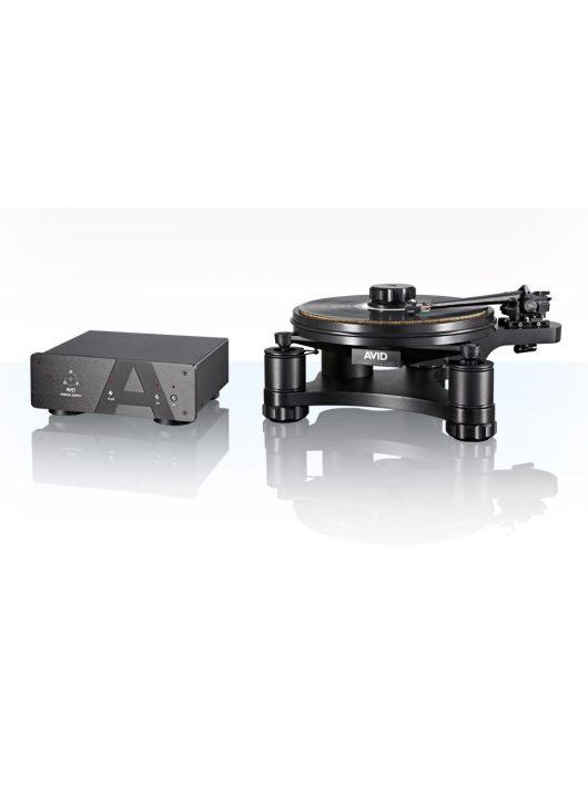 AVID Sequel SP analóg lemezjátszó (hangkar nélkül) /fekete/