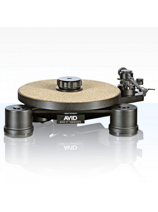 AVID Diva II analóg lemezjátszó (hangkar nélkül)