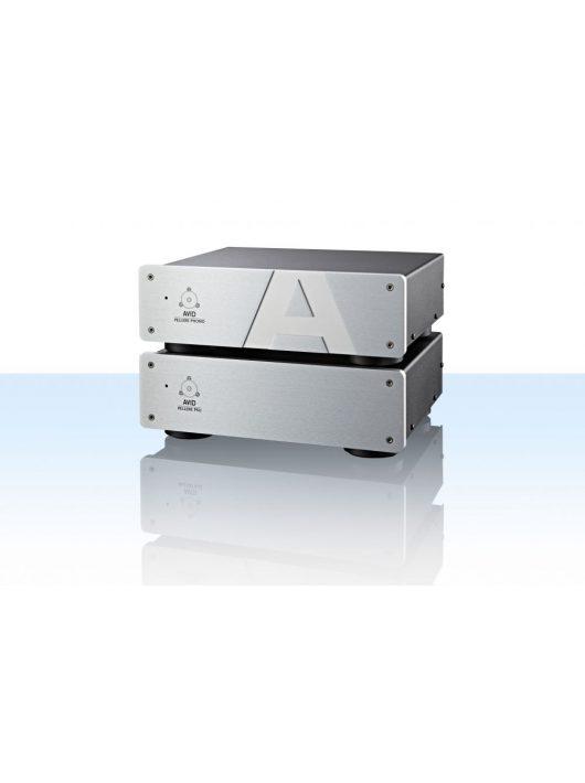 AVID Pellere phono előerősítő /ezüst/