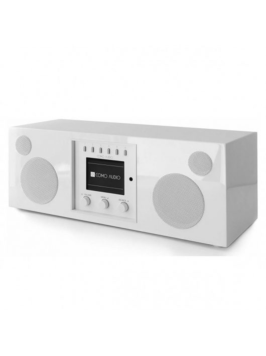 Como Audio Duetto WiFi, multi-room hangszóró, lakk fehér