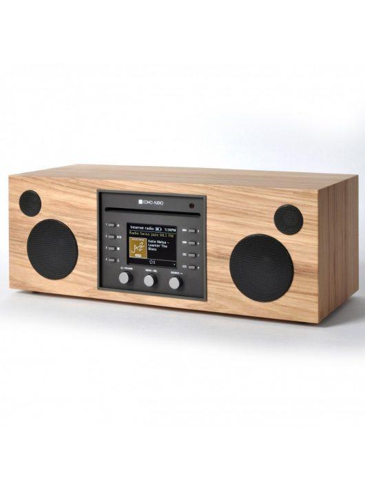 Como Audio Musica WiFi, multi-room hangszóró CD lejátszóval, hickory