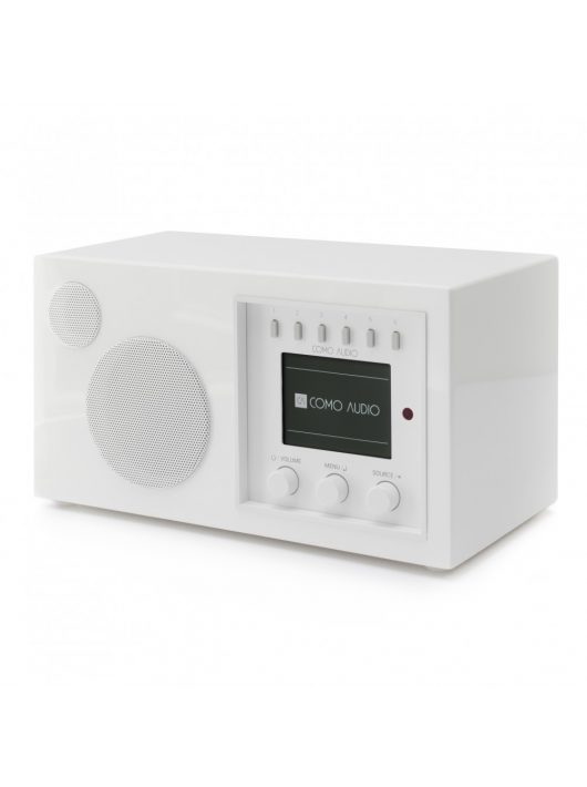 Como Audio SOLO WiFi, multi-room hangszóró, lakk fehér