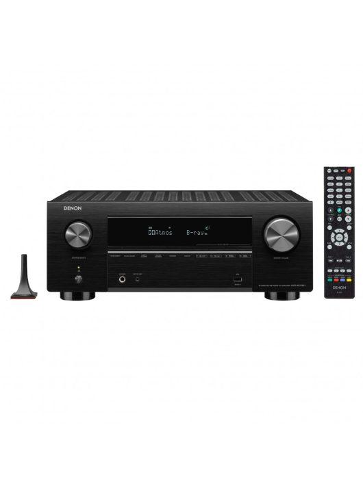 Denon AVC X3700H Házimozi rádióerősítő /fekete/