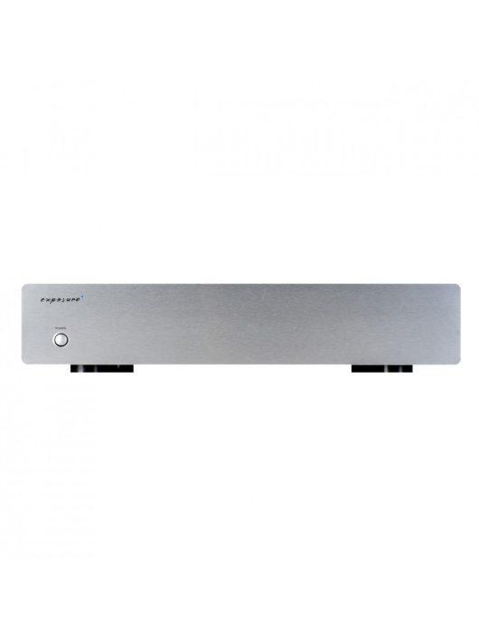 Exposure 3010s2 MC phono előerősítő /ezüst/