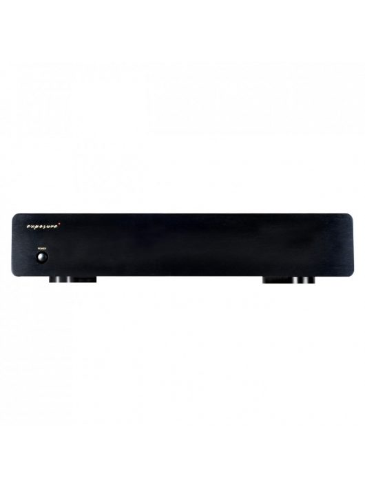 Exposure 3010s2 MM phono előerősítő/Fekete/