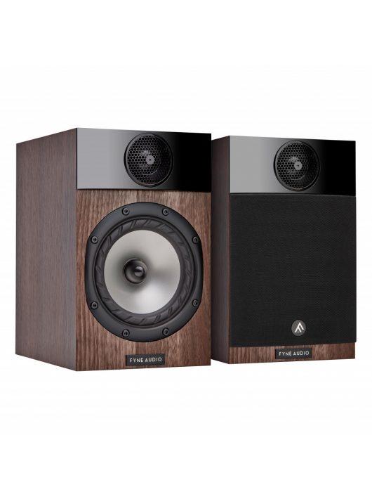 Fyne Audio F300 hangfalpár polcra, falra /Dió/