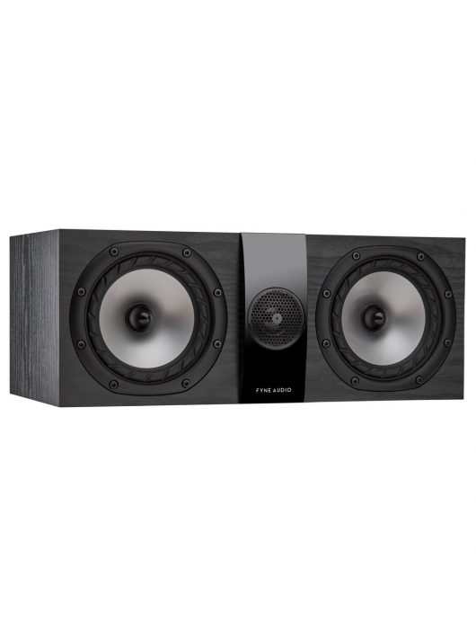 Fyne Audio F300 C center hangfal /Fekete kőris/