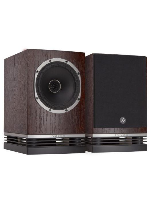 Fyne Audio F500 hangfalpár - polcra, állványra /Sötét tölgy/