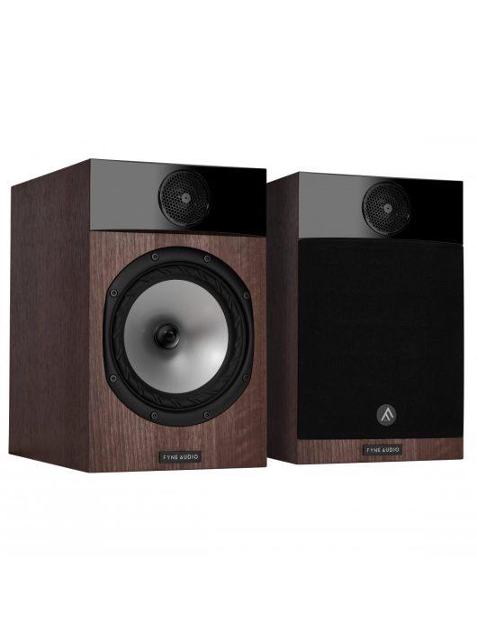 Fyne Audio F301 hangfalpár polcra, állványra /Dió/