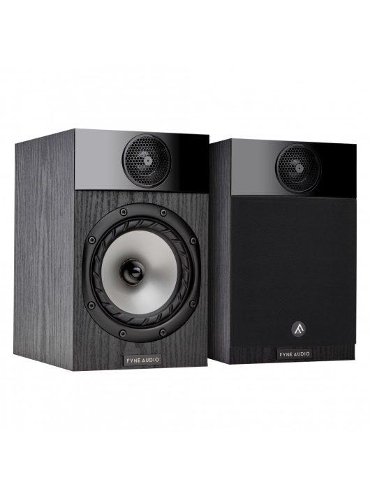 Fyne Audio F300 hangfalpár polcra, falra /Fekete kőris/