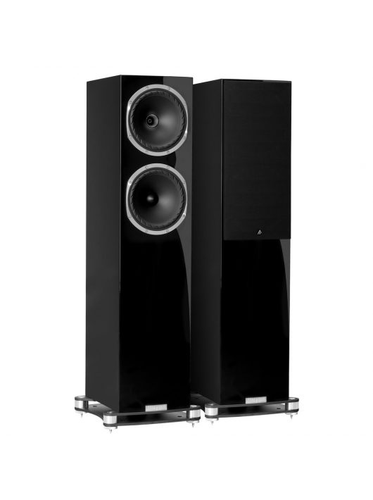Fyne Audio F502SP hangfalpár /Zongoralakk fekete/