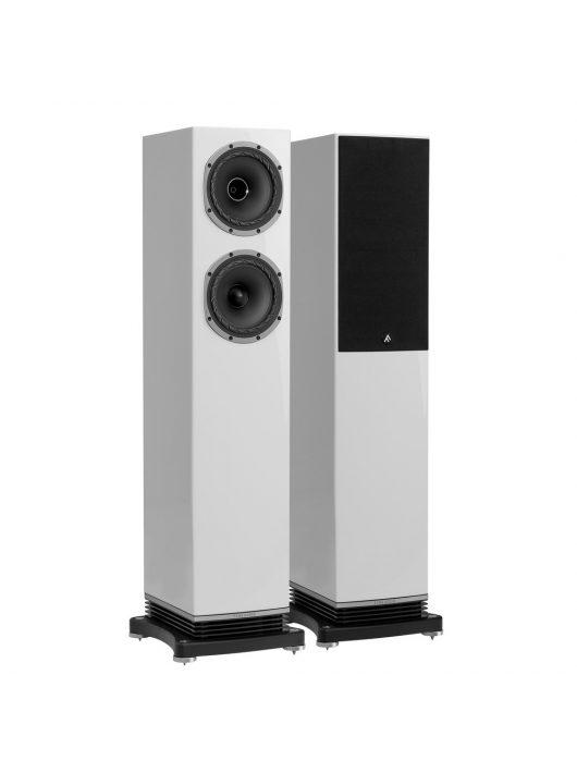 Fyne Audio F501 hangfalpár, lakk fehér