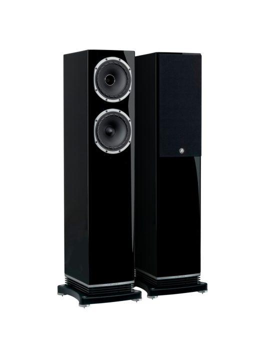 Fyne Audio F501 hangfalpár, lakk fekete