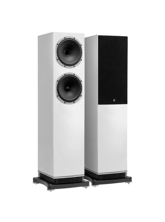 Fyne Audio F502 hangfalpár lakk fehér színben