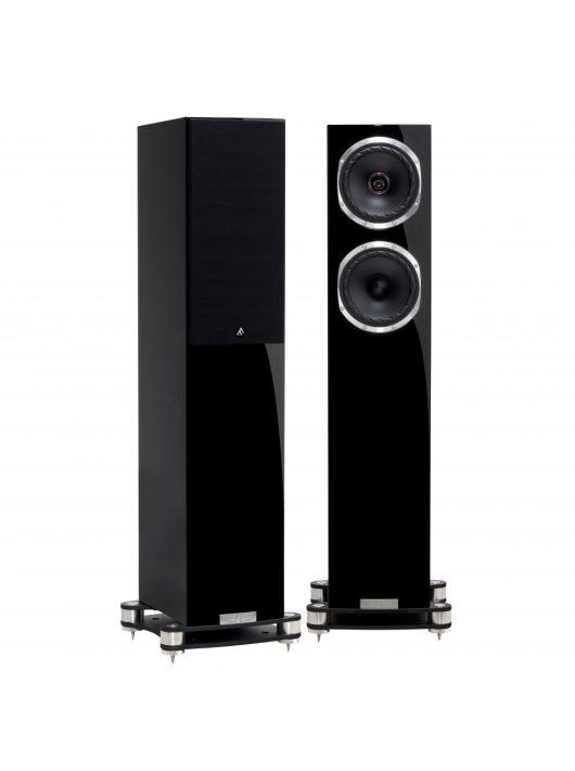 Fyne Audio F501SP hangfalpár, lakk fekete
