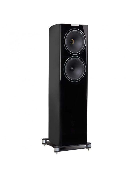 Fyne Audio F702 hangfalpár /Zongoralakk fekete/