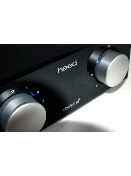 Heed Audio Obelisk Si integrált erősítő, fekete
