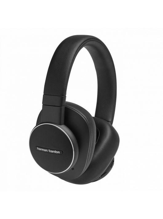 Harman Kardon FLY ANC zajszűrős, Bluetooth fejhallgató /Fekete/
