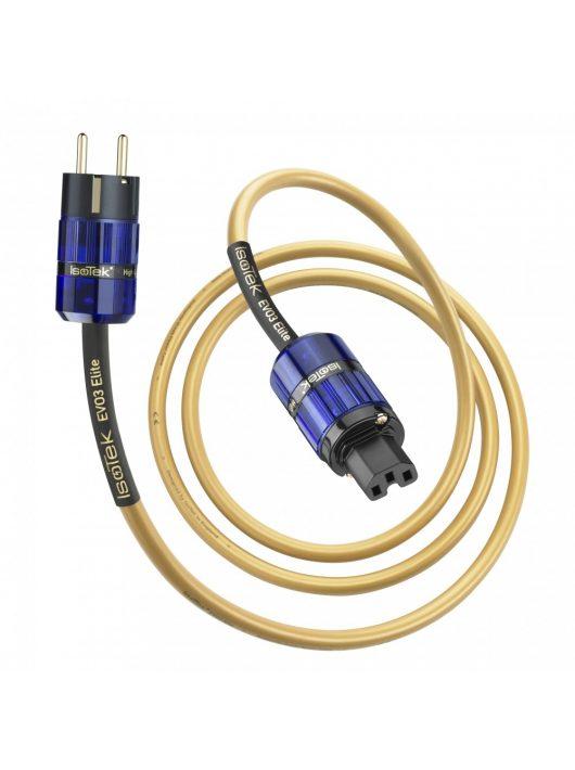 IsoTek EVO3 Elite- hálózati kábel  (2 m)