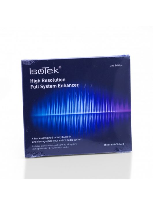 IsoTek Full System Enhancer / rendszerfinomító CD