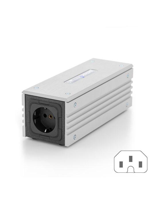 IsoTek EVO3 Syncro UNI  - hálózati DC zaj blokkoló egység /Ezüst/